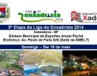 3ª Etapa será em Catanduva no dia 18 de maio - Folder disponível!