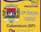 3 ª Etapa – Catanduva – Lista de jogadores: torneio 1 e 2!