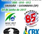 Pré-Mundial de Cadetes será em Catanduva. Inscreva-se!