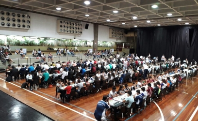 Record de participantes: 260 na 6ª Etapa da Liga em Bauru!